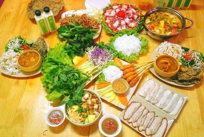 Bánh Tráng Cuốn Thịt Heo - Sự Kết Hợp Hài Hòa 3 Miền Tổ Quốc 1
