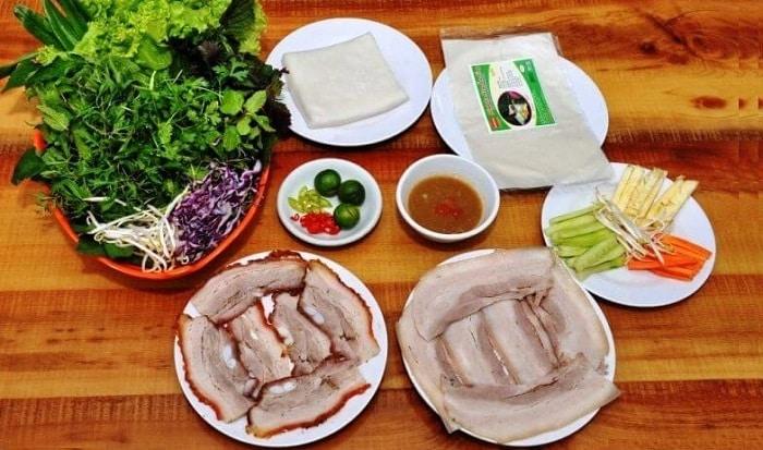 Cách Làm Nước Mắm Chấm Bánh Tráng Cuốn Thịt Heo
