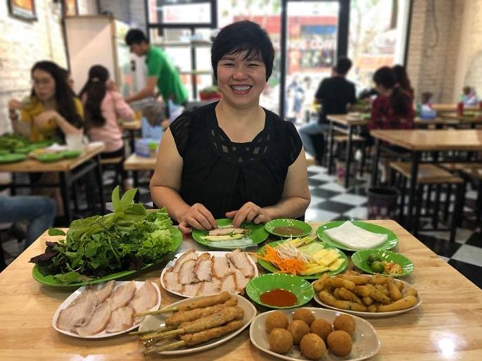 Bánh Tráng Cuốn Thịt Heo Quỳnh Đại Lộc Đà Nẵng