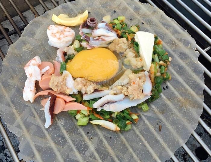 Cách Làm Bánh Tráng Nướng Đà Lạt