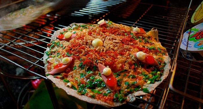 Bánh Tráng Mè Gạo