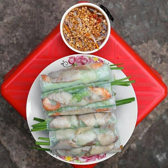 Gỏi Cuốn Sài Gòn